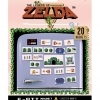 Zestaw Magnesow The Legend Of Zelda 8 Bit 20 Magnets