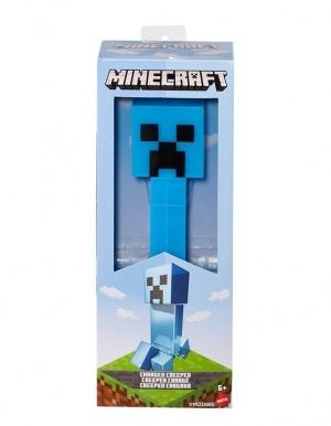 Niebieski Blue Creeper Figure Action Minecraft 4