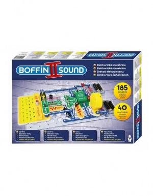 Boffin Ii Sound Zestaw Elektroniczny 185 Projektow 40 Elementow