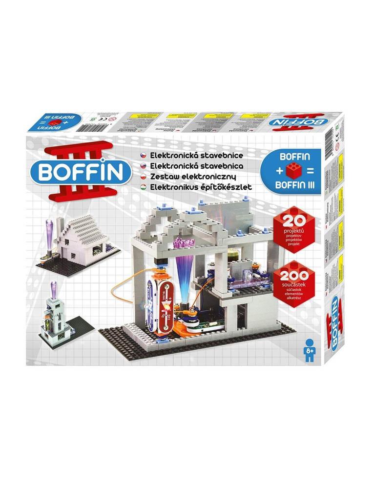 Boffin Zestaw Elektroniczny 20 Projektow