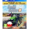 Farming Simulator 19 Premium Edition Gra Ps4 Przod Logo