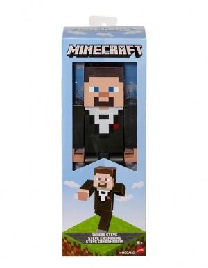 Figurka Minecraft Steve Smoking 3