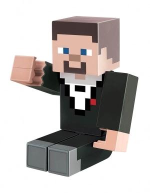 Figurka Minecraft Steve Smoking 4