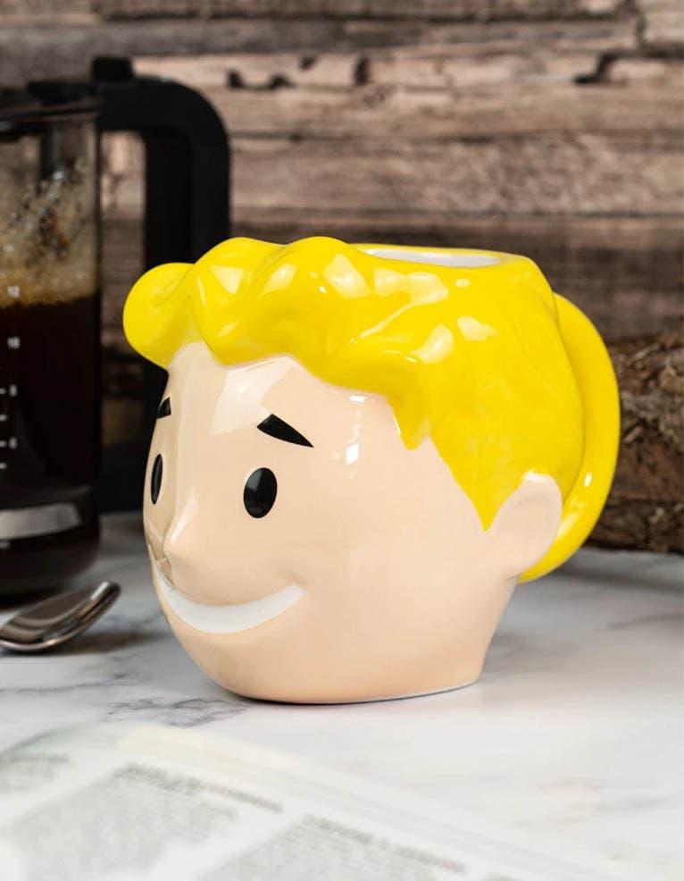 Kubek Fallout 3d Vault Boy Mug 4
