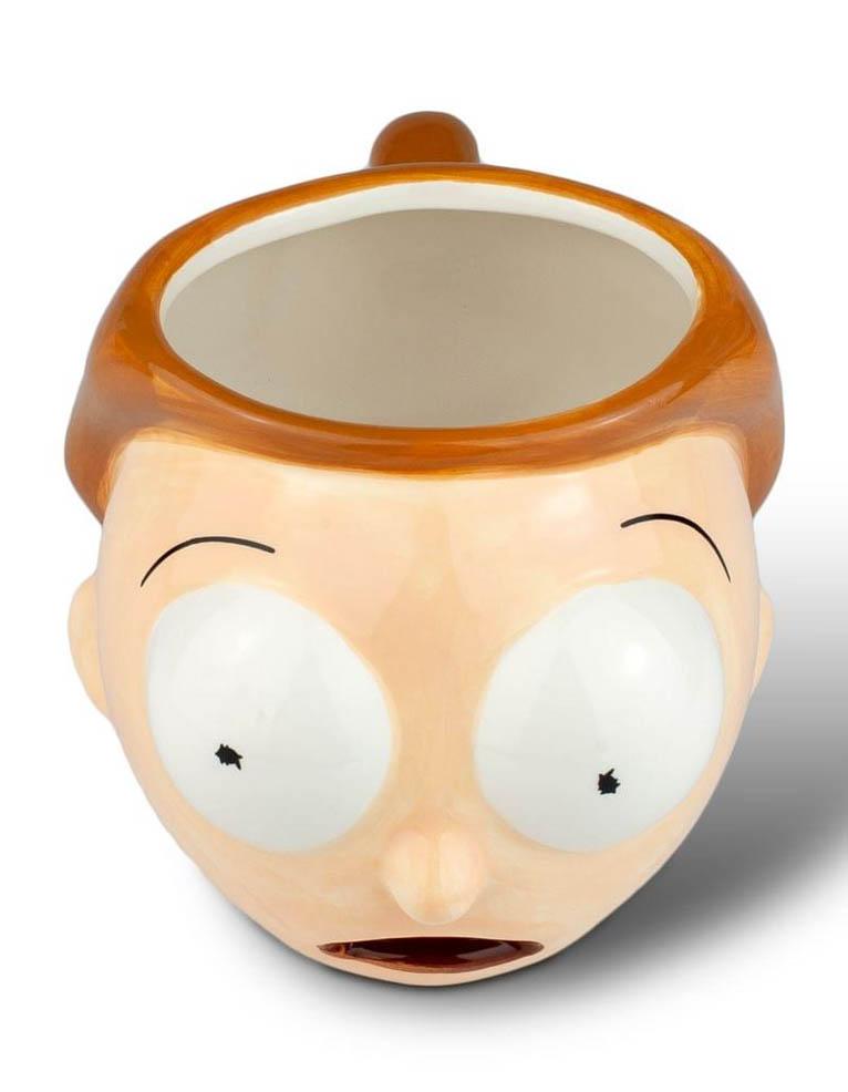 Kubek Rick And Morty 3d Morty Mug 2