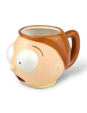 Kubek Rick And Morty 3d Morty Mug