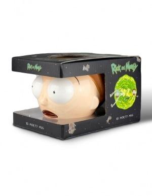 Kubek Rick And Morty 3d Morty Mug 4