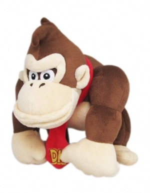 Maskotka Pluszak Plush Donkey Kong Nintendo 2