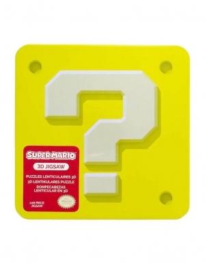 Puzzle Super Mario 3d Jigsaw 108 Elementow