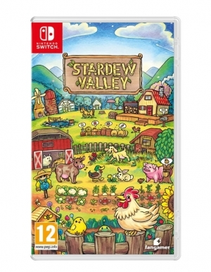 Stardew Valley Gra Nintendo Switch