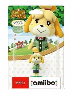 Amiibo Figurka Animal Crossing Isabelle Summer Outfit 2