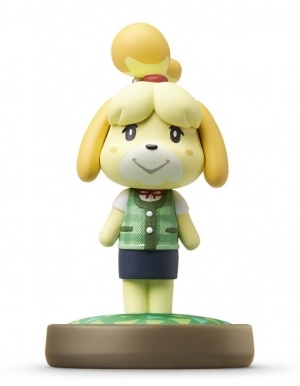 Amiibo Figurka Animal Crossing Isabelle Summer Outfit