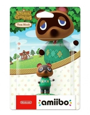 Amiibo Figurka Animal Crossing Tom Nook 2