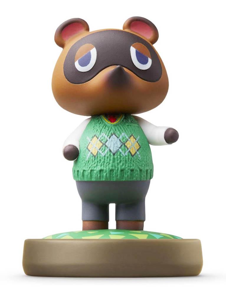 Amiibo Figurka Animal Crossing Tom Nook