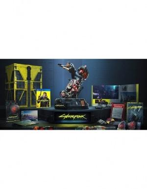 Cyberpunk 2077 Gra Ps4 Edycja Kolekcjonerska Collectors Edition