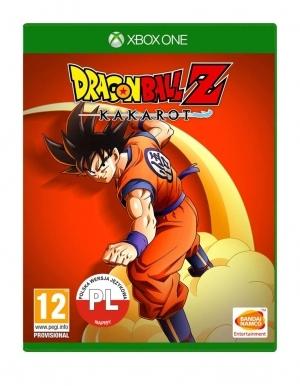 Dragon Ball Z Kakarot Gra Xbox One