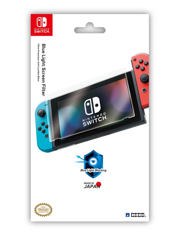Folia Ochronna Blue Light Screen Filter Hori Nintendo Switch
