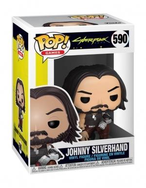 Funko Pop Figurka Cyberpunk 2077 Johnny Silverhand 590 3