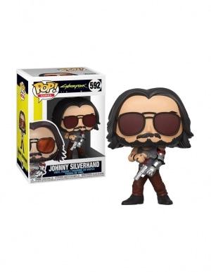 Funko Pop Figurka Cyberpunk 2077 Johnny Silverhand 592 3