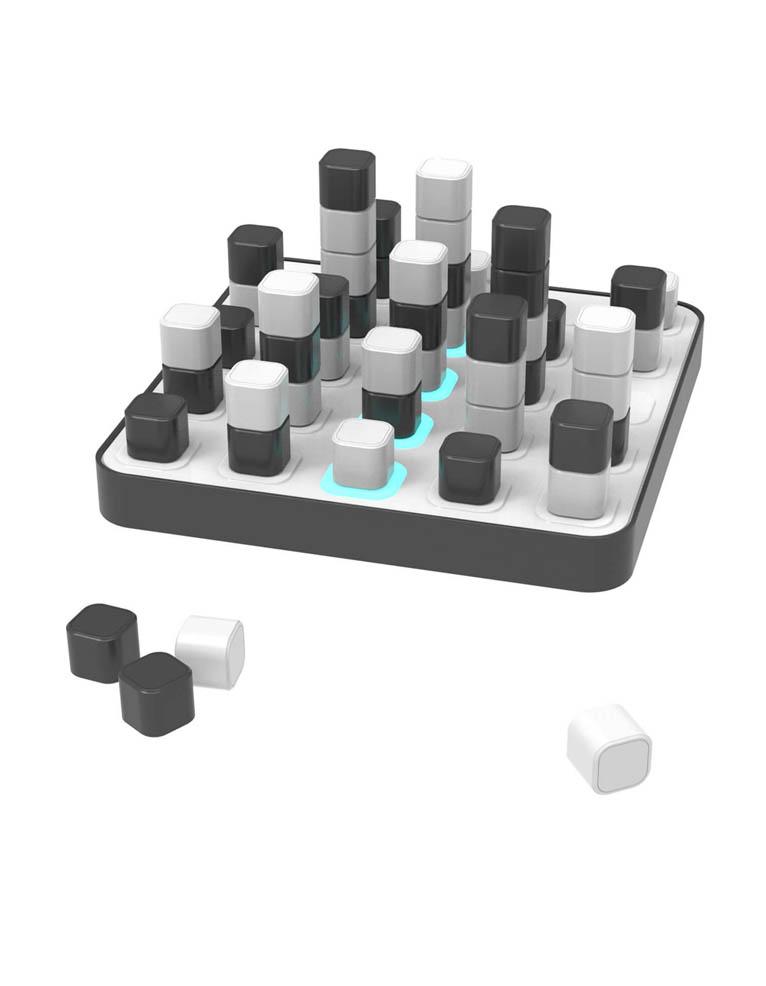 Gra Planszowa Smart Four 3d Giiker 3