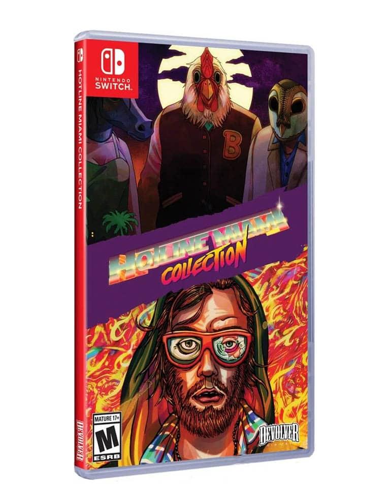 Hotline Miami Collection Gra Nintendo Switch
