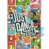 just dance 2021 gra nintendo switch wloski przod logo