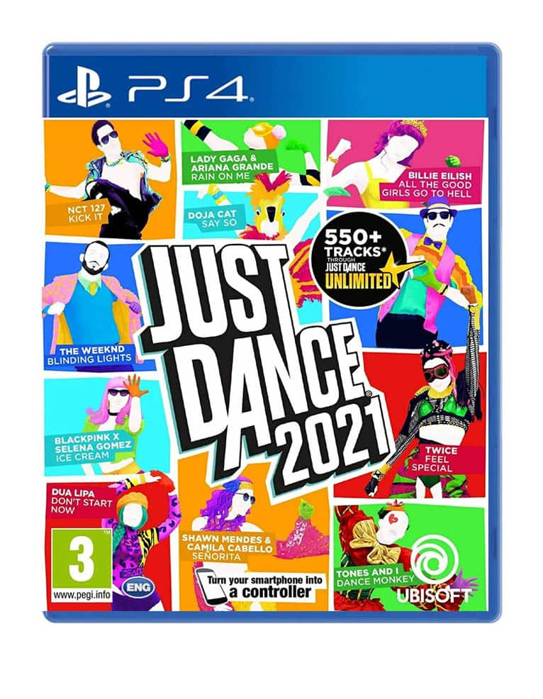 Just Dance 2021 Gra Ps4
