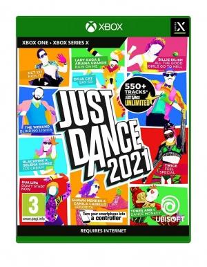 just dance 2021 gra xbox one upgrade xbox series x