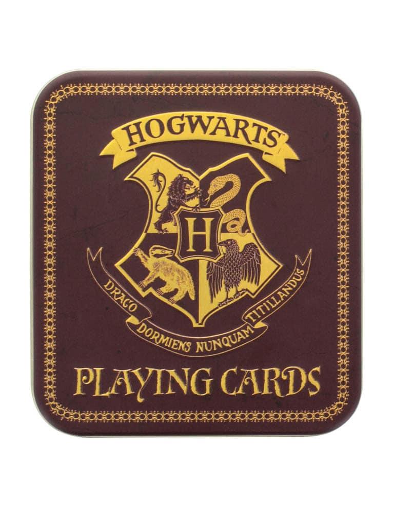 Karty Do Gry Harry Potter Hogwarts