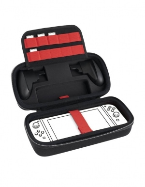 Pokrowiec Etui Big Ben Szklo Uchwyt Travel Kit 3 In 1 Nintendo Switch 2