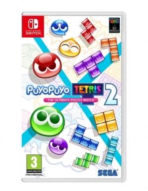 Puyo Puyo Tetris 2 Gra Nintendo Switch