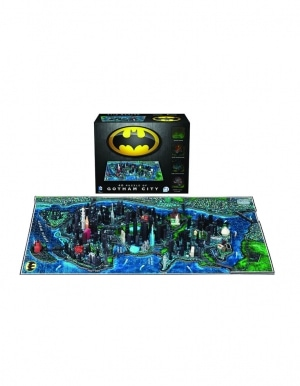 Puzzle 4d Batman Gotham City 2