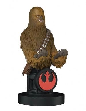 Stojak Figurka Cable Guys Chewbacca Star Wars Gwiezdne Wojny