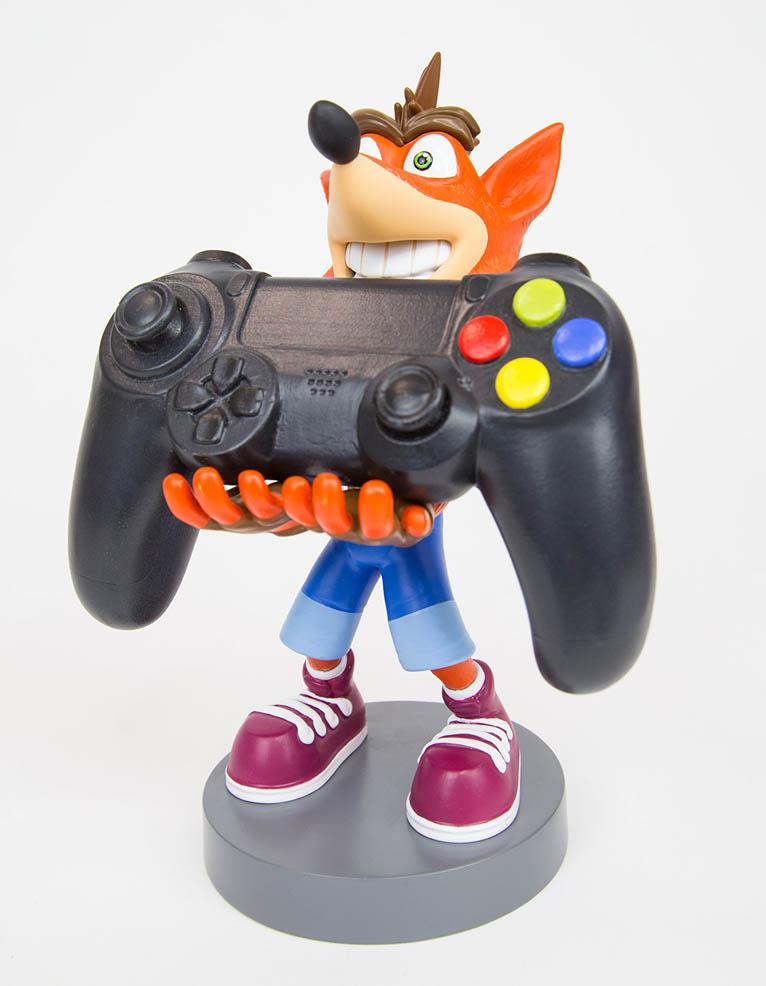 Stojak Figurka Cable Guys Crash Bandicoot 5