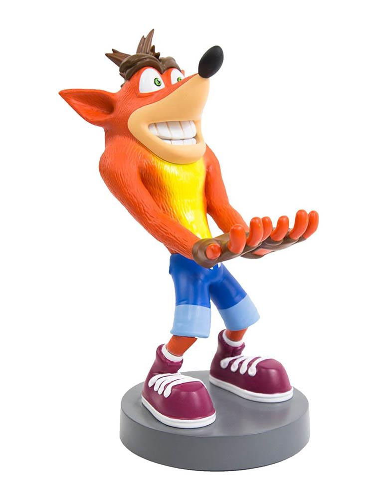 Stojak Figurka Cable Guys Crash Bandicoot