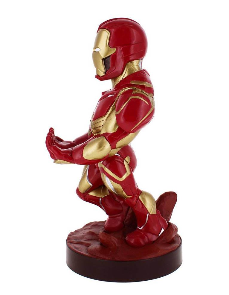 Stojak Figurka Cable Guys Iron Man Marvel Avengers 3