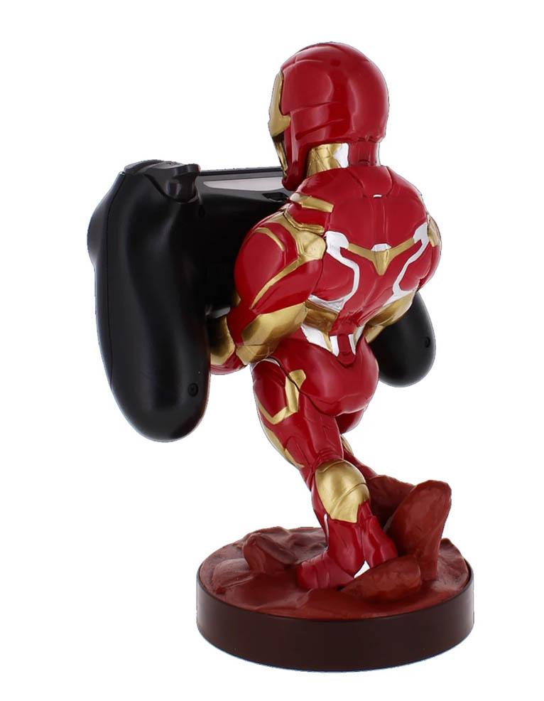 Stojak Figurka Cable Guys Iron Man Marvel Avengers 4