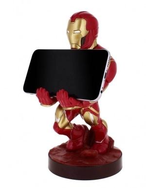 Stojak Figurka Cable Guys Iron Man Marvel Avengers 5
