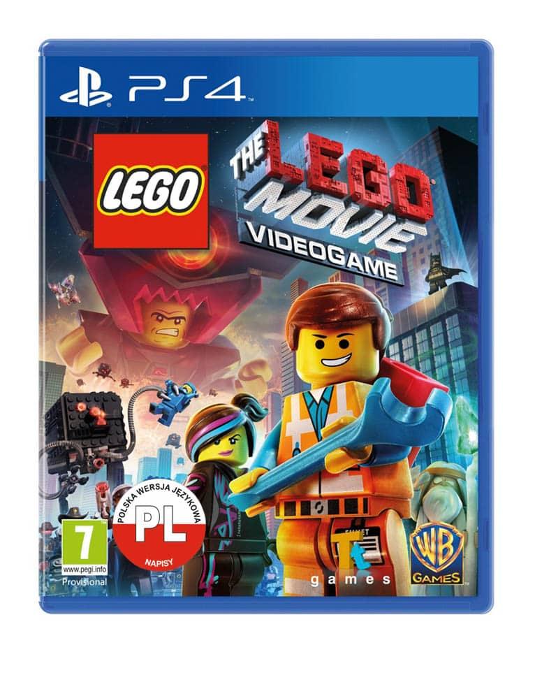 The Lego Movie Videogame Przygoda Gra Ps4