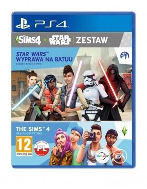 The Sims 4 Star Wars Wyprawa Na Batuu Zestaw Gra Ps4