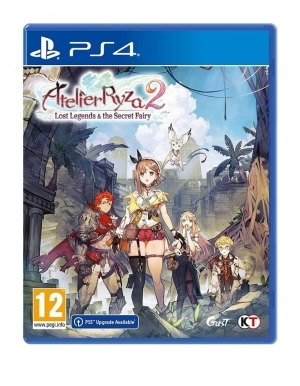Atelier Ryza 2 Lost Legends The Secret Fairy Gra Ps4