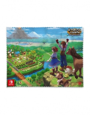 Harvest Moon One World Gra Nintendo Switch Sciereczka Z Mikrofibry