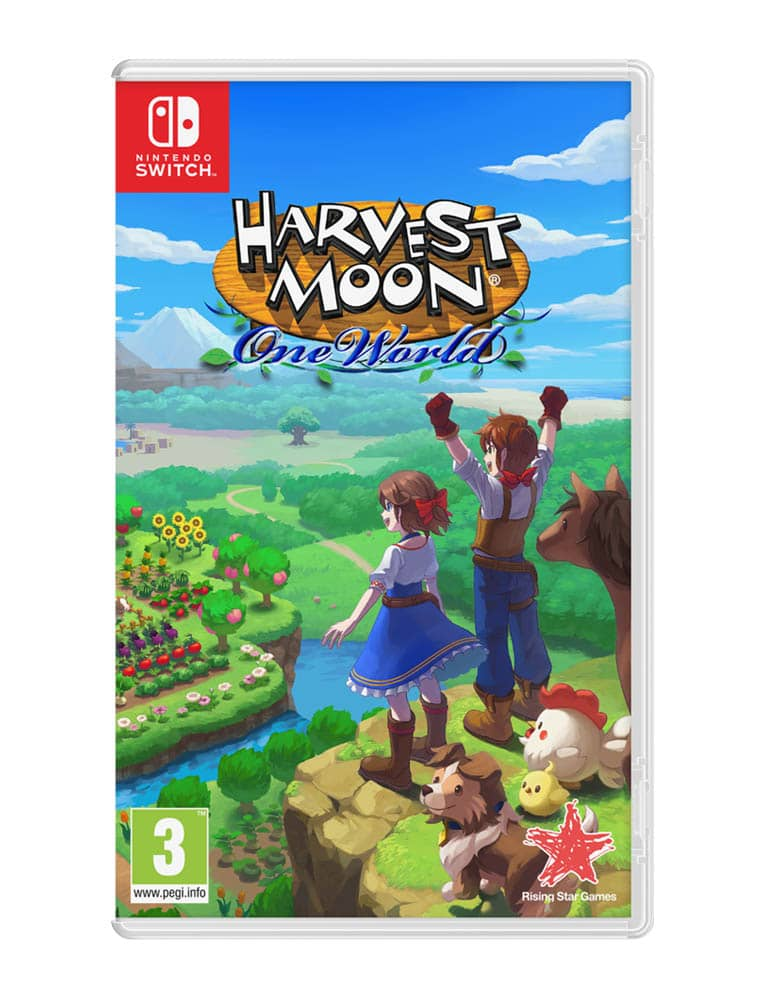 Harvest Moon One World Gra Nintendo Switch