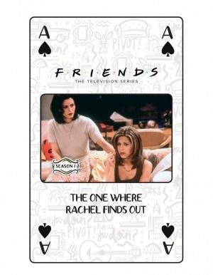 Karty Do Gry Friends Przyjaciele 2