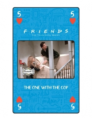 Karty Do Gry Friends Przyjaciele 4