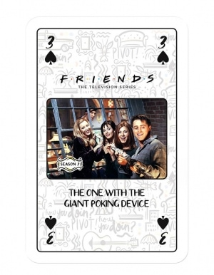 Karty Do Gry Friends Przyjaciele 5