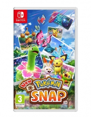 New Pokemon Snap Gra Nintendo Switch