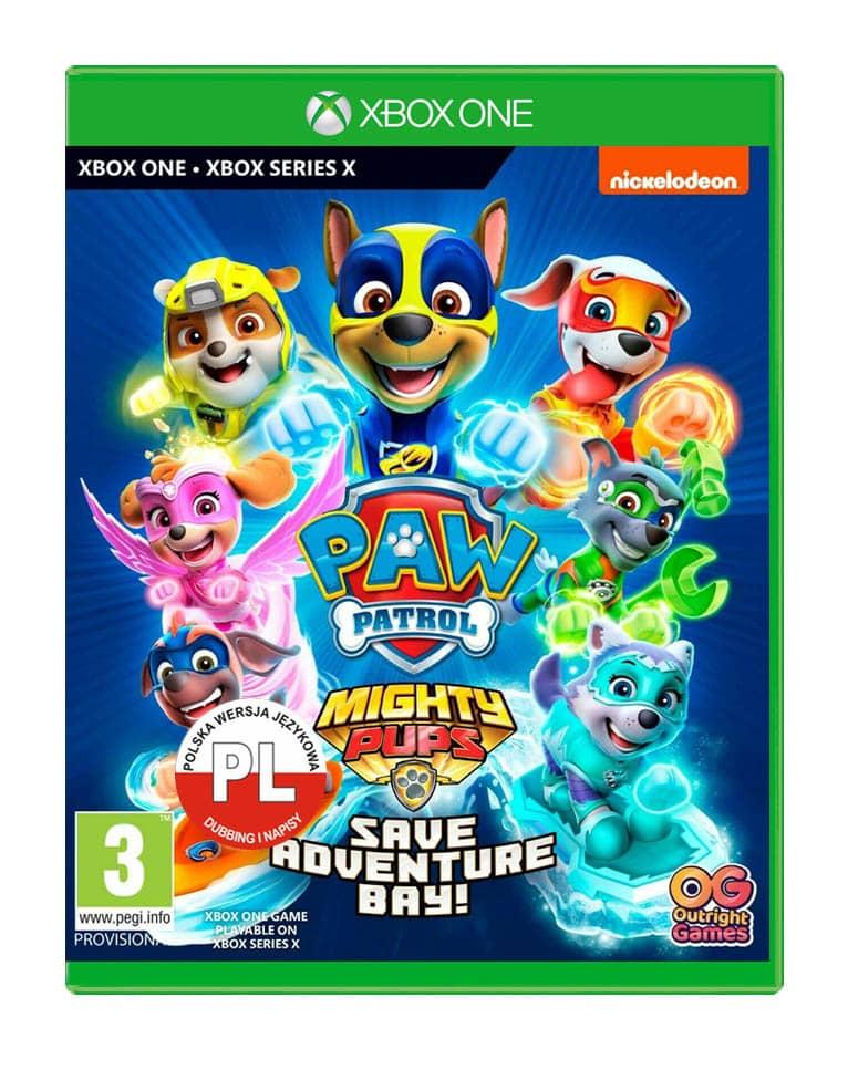 Paw Patrol Psi Patrol Kosmopieski Gra Xbox One