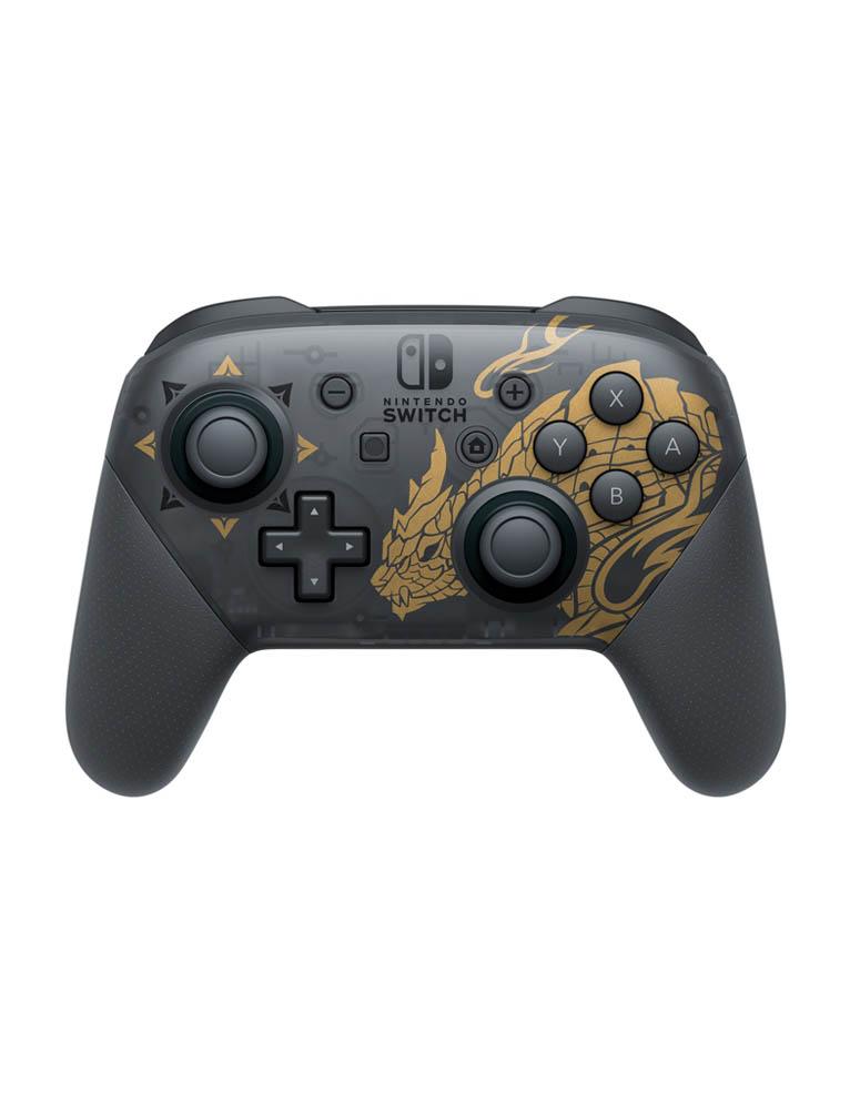 Pro Controller Monster Hunter Nintendo Switch