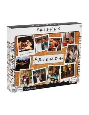Puzzle 1000 Przyjaciele Friends 2